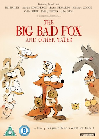 The Big Bad Fox and other tales DVD