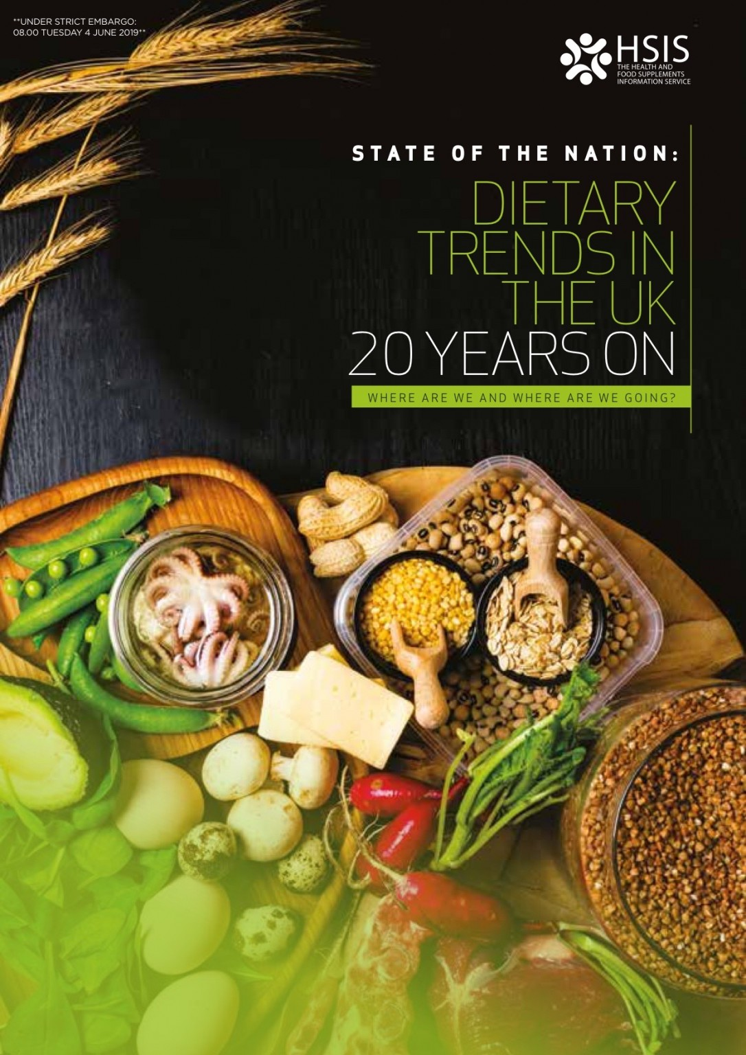 HSIS Dietary Trends Report 2019