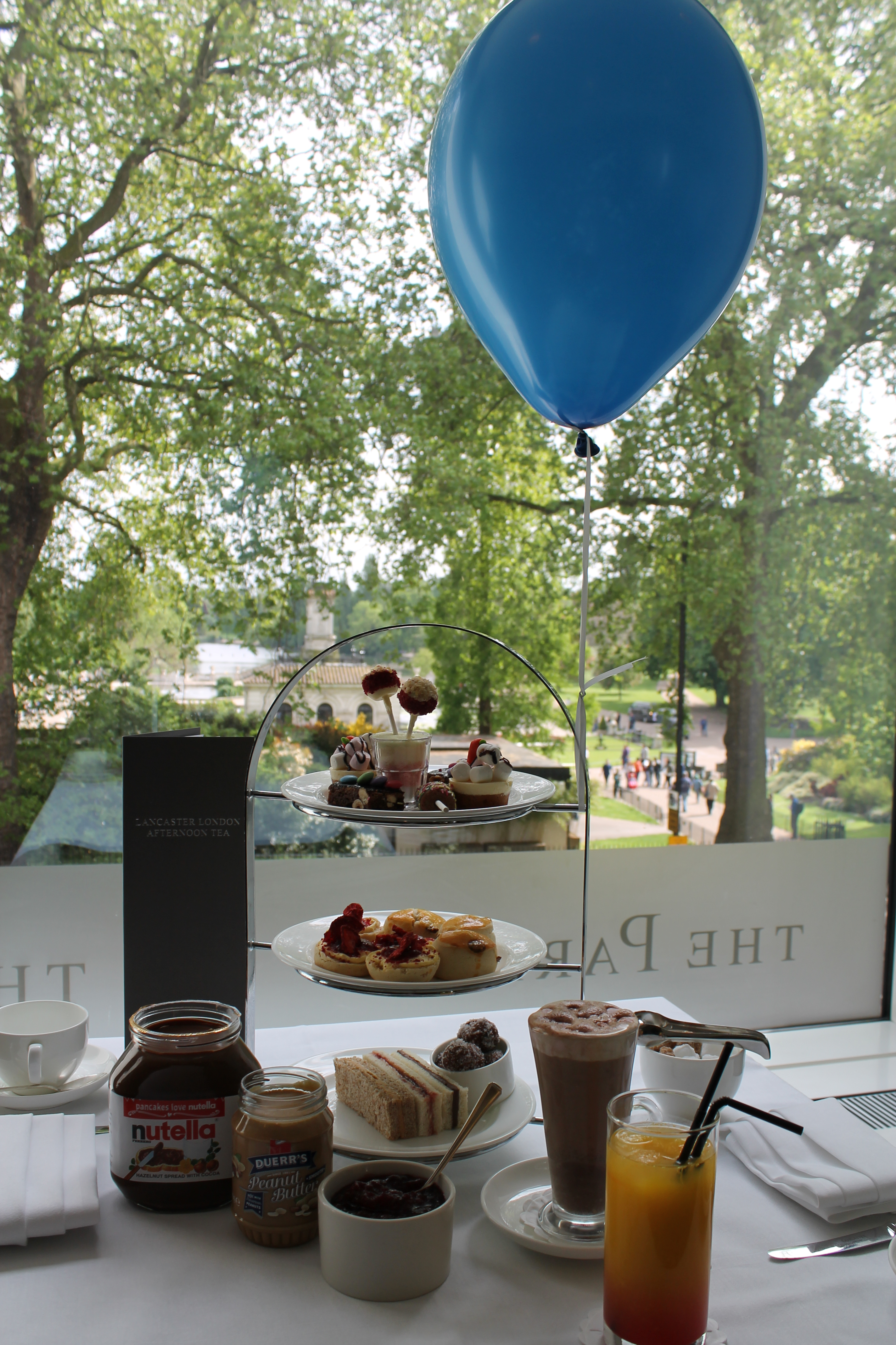 Kids Afternoon Tea at Lancaster London