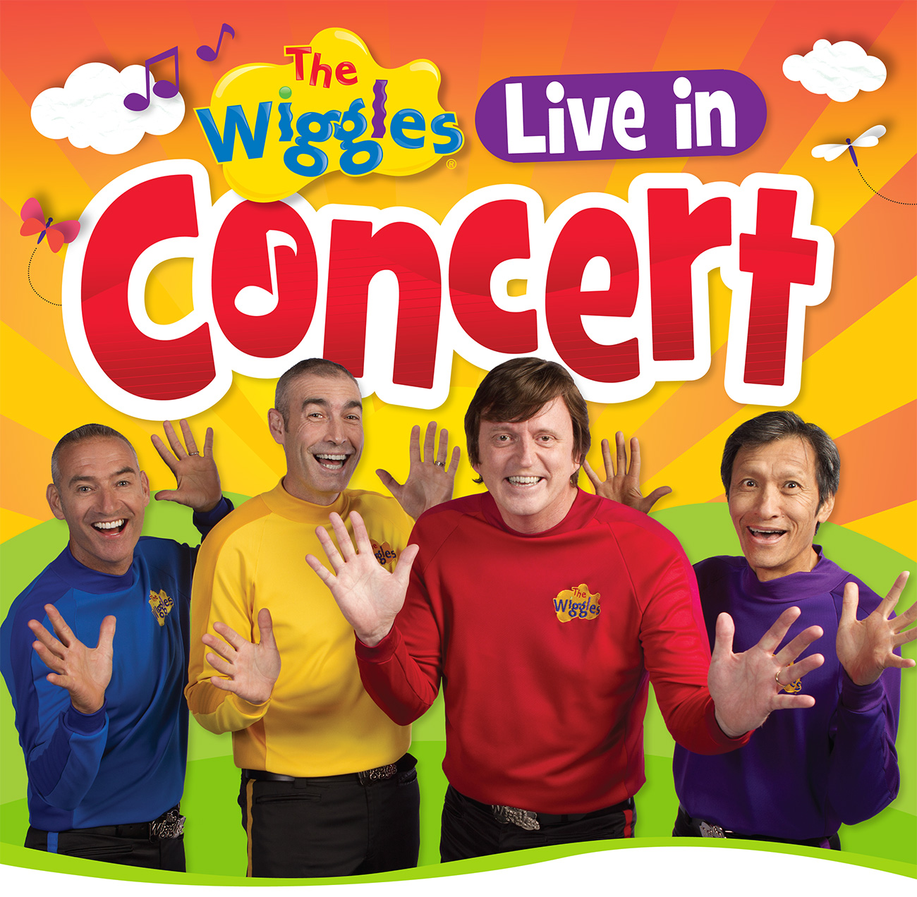 Wiggles Live in Concert