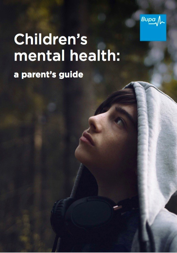 Children's mental health: a parent's guide – Bupa