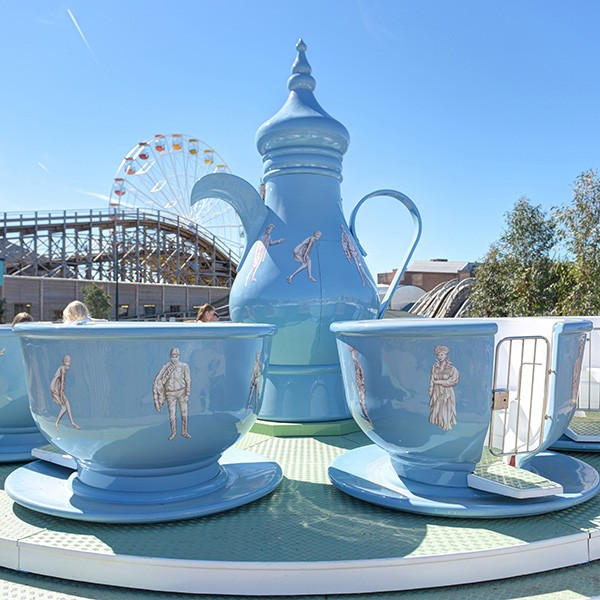 Teapot Ride, Dreamland, Margate