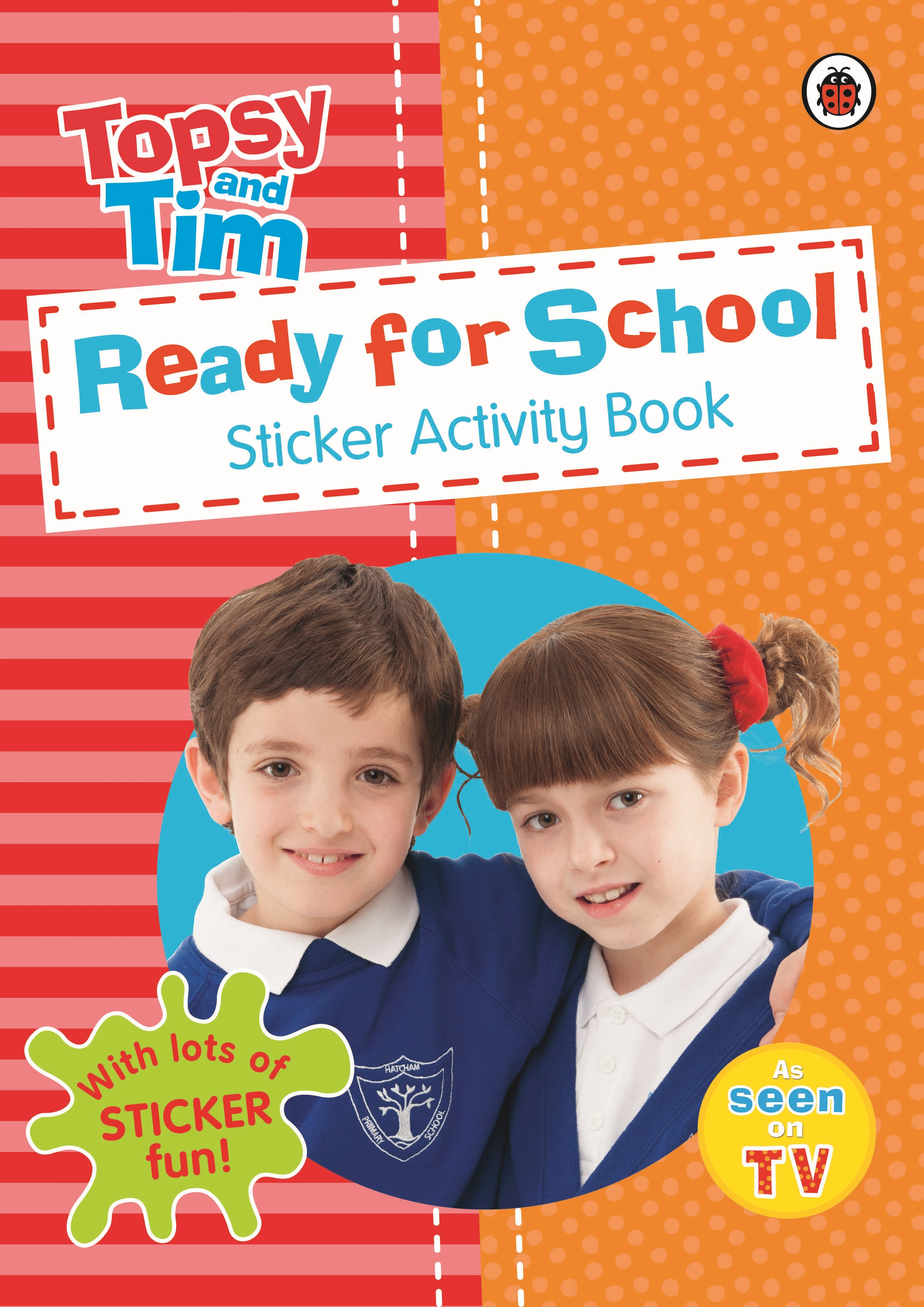 Topsy and Tim Ready for School