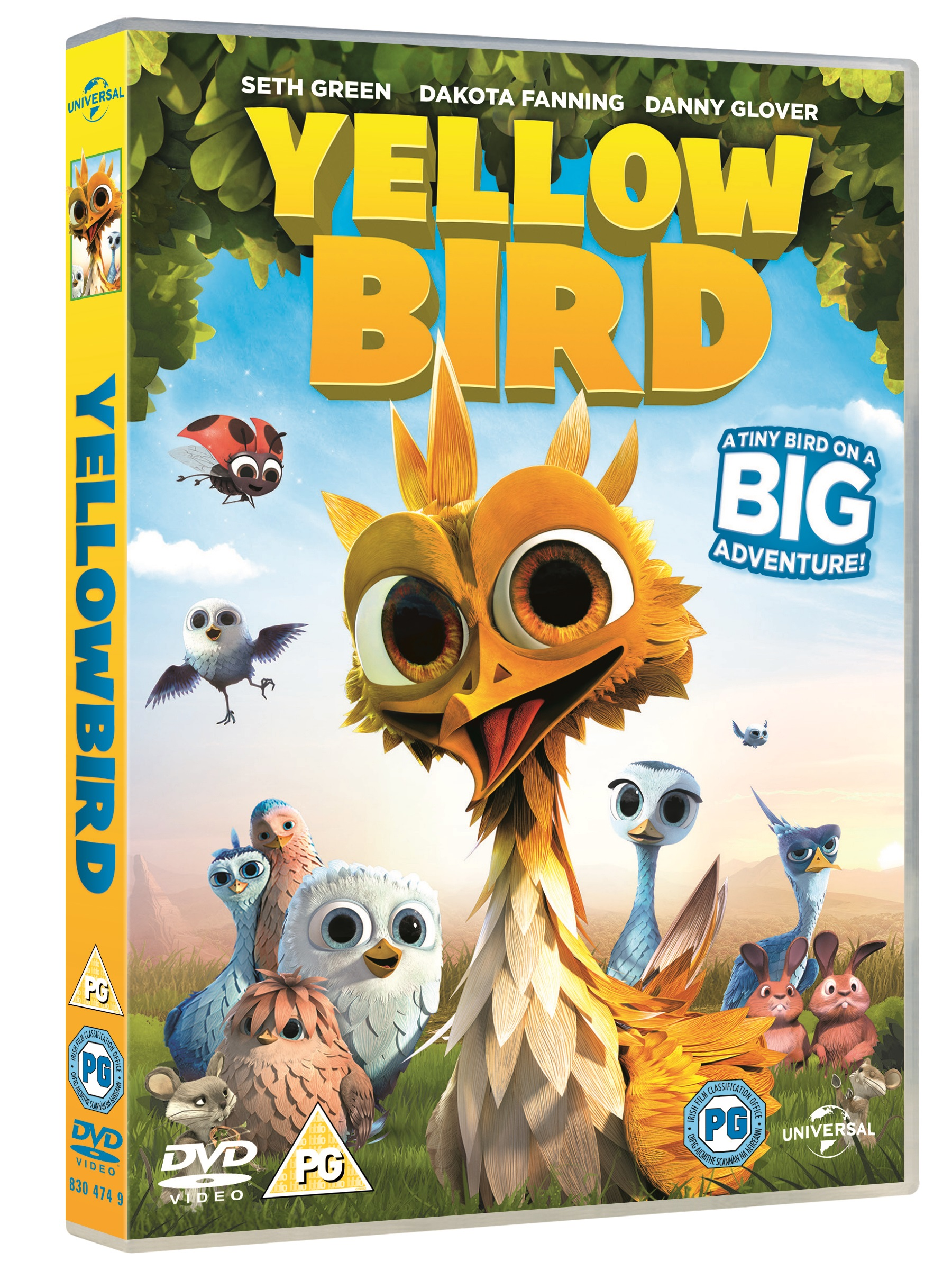 Yellowbird DVD