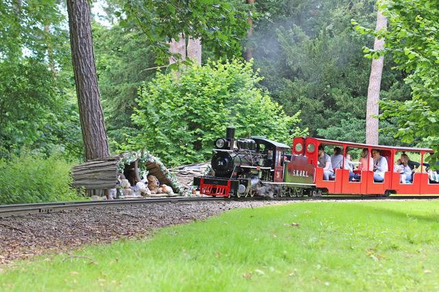 Audley End Miniature Railway Summer Festival
