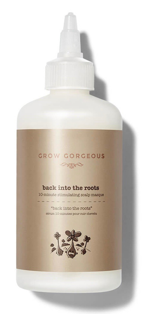 Grow Gprgeous Back into the Roots Scalp Masque