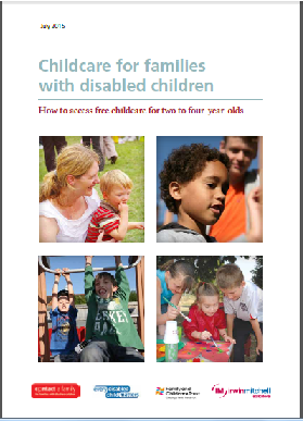 Childcare for Disabled Children