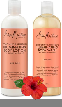 SheaMoisture Coconut and Hibiscus