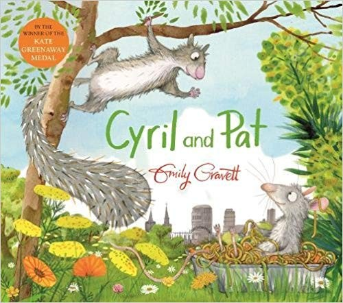 Cyril and Pat by Emily Gavett
