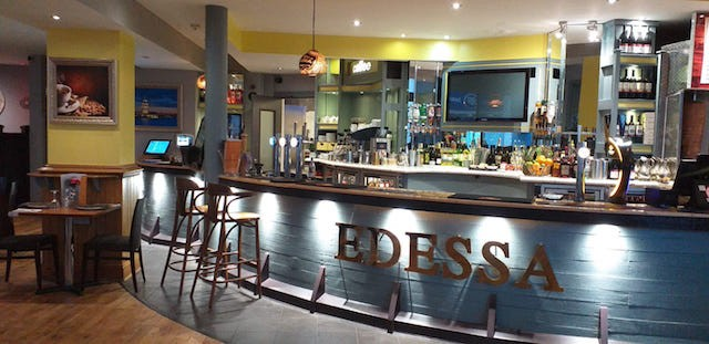 Edsessa Turkish Restaurant, Margate