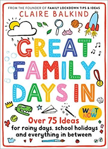 Great Family Days In by Claire Balkind
