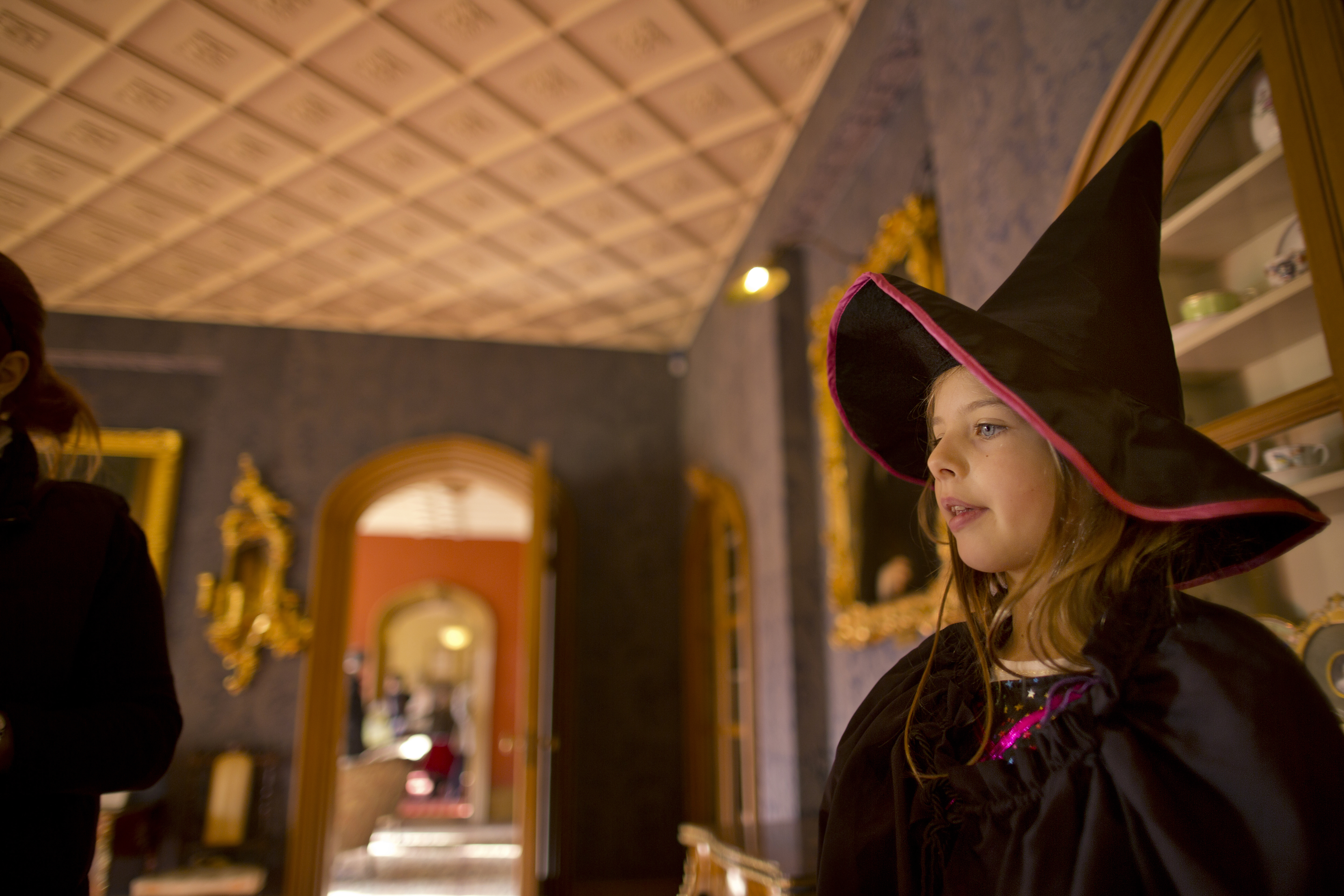 Halloween at National Trust
