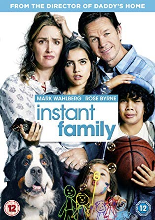 Instant Family DVD review