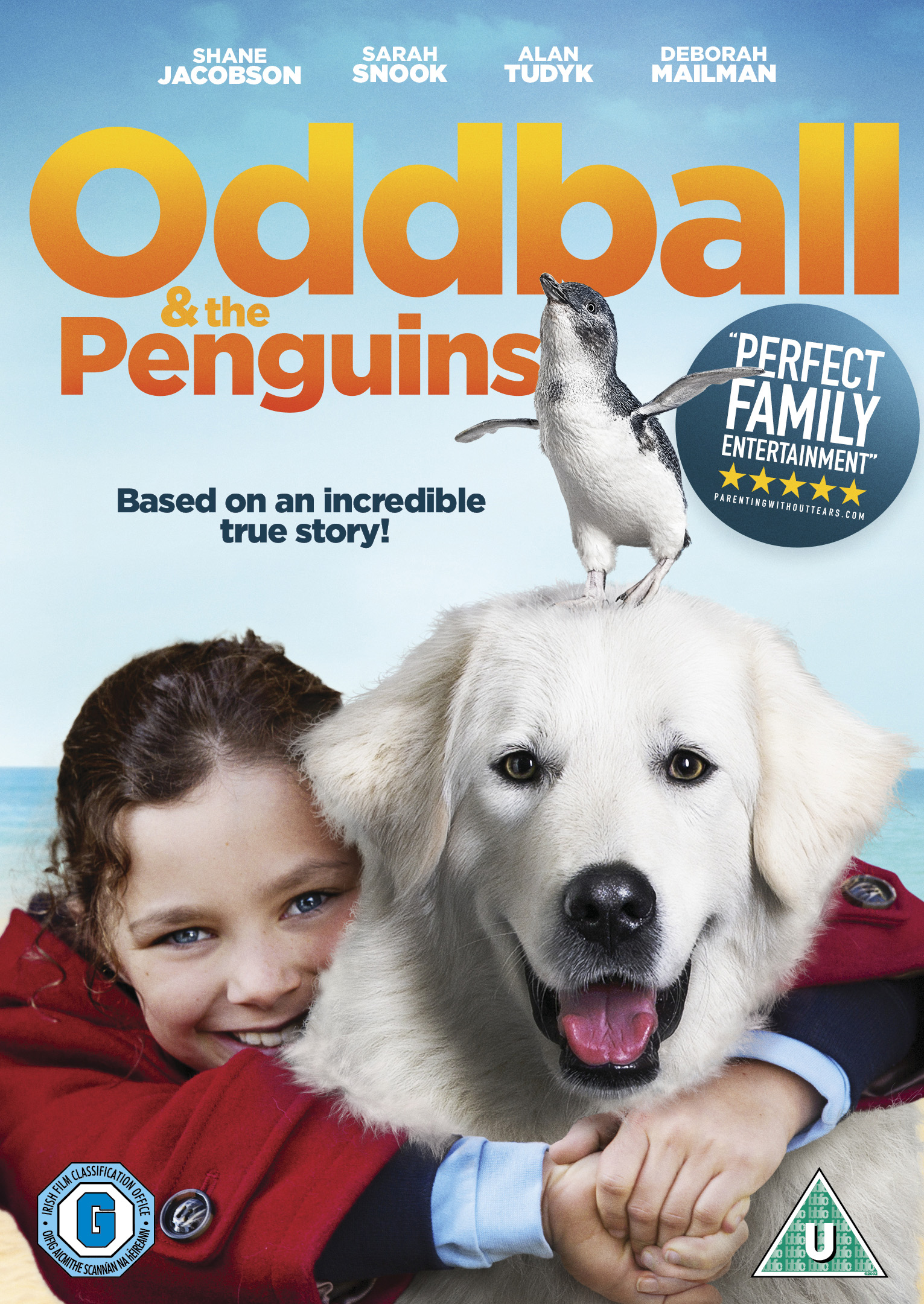 Oddball and the Penguins DVD