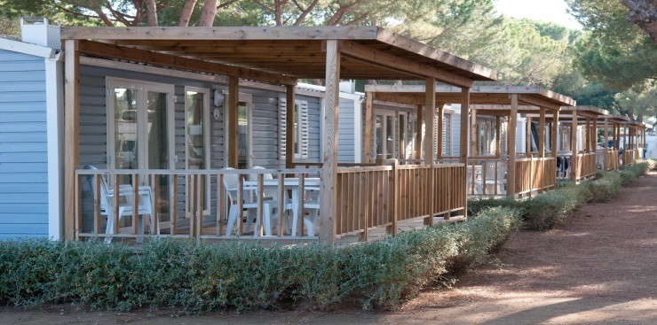Orbetello Camping, Tuscany
