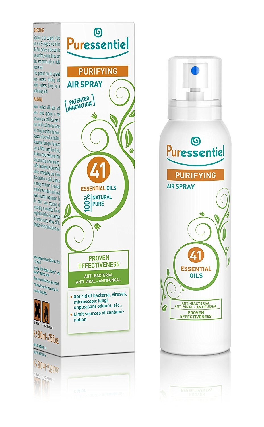 Puressentiel purifying air spray