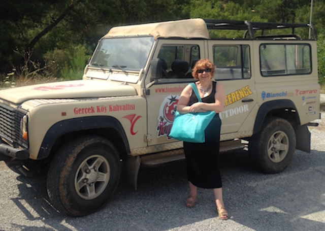Safari Land-rover, Bodrum
