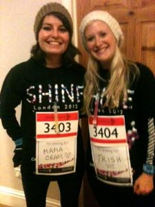 Shine for Cancer Research Uk