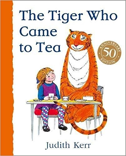 The Tiger Who Came to Tea 50th Anniversary edition