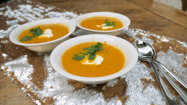 Tania's Winter Warmer Soup