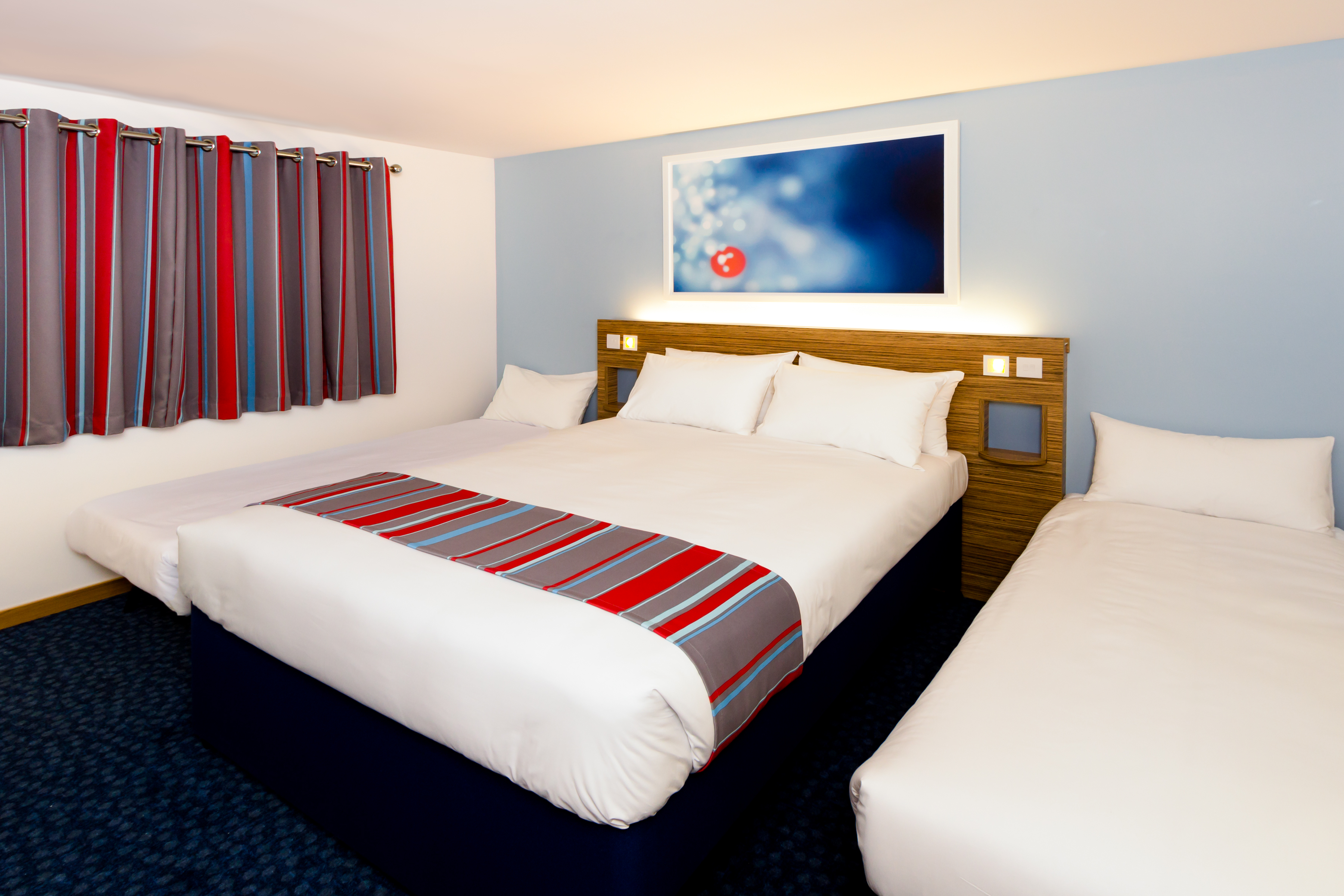 Travelodge family room