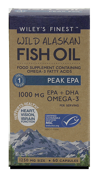 Wiley's Fish Oil