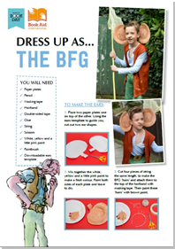 World Book Day BFG