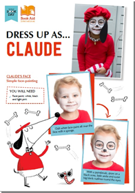 World Book Day Claude